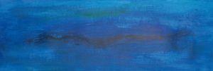 """Meerestiefen"", 17,5x50 cm, Erstellt 02/2008"
