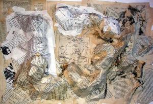 """Landschaft"", 35x50 cm, Literatur, Erstellt 02/2004"