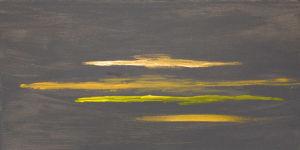 """""""Lichtreflexe"""", Acryl auf Leinwand, 20x30 cm, Erstellt 02/08"""