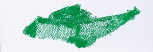 """""""Netzwerk grün"""", 17,5 x 50 cm, Erstellt 02/2009"""